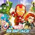 Marvel lanza mundialmente el juego de acción Marvel Run Jump Smash!