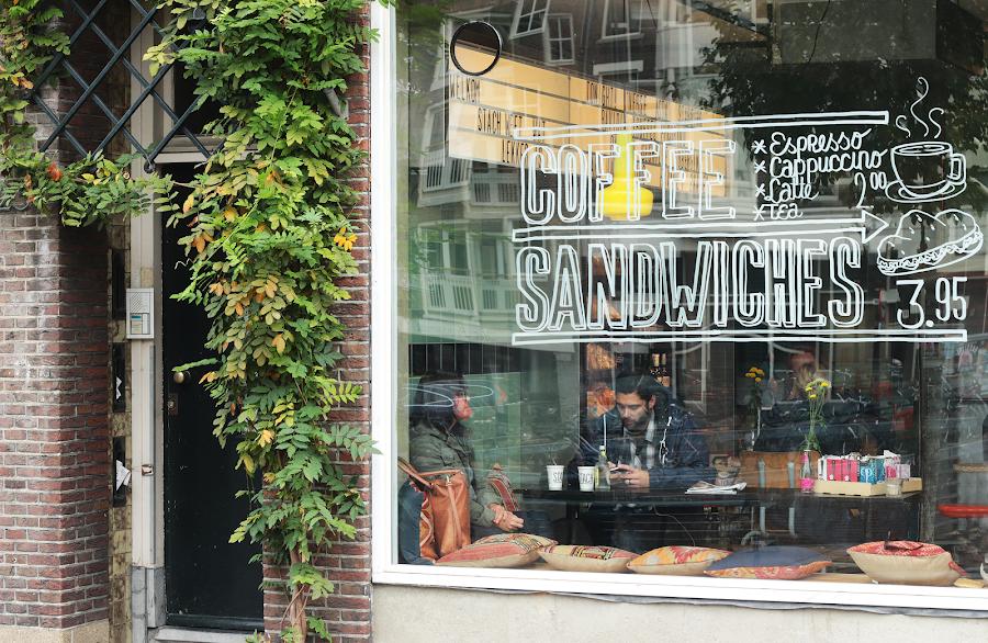 Amsterdam hotspots: STACH