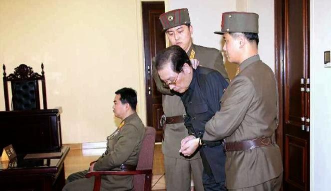 Eksekusi Paman, ini Pesan Kim untuk AS
