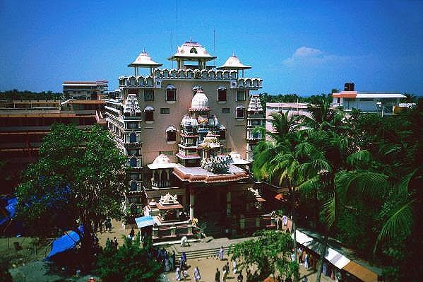 السياحة في كولم الهند