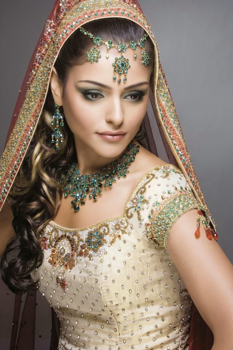 Modern indian wedding dresses