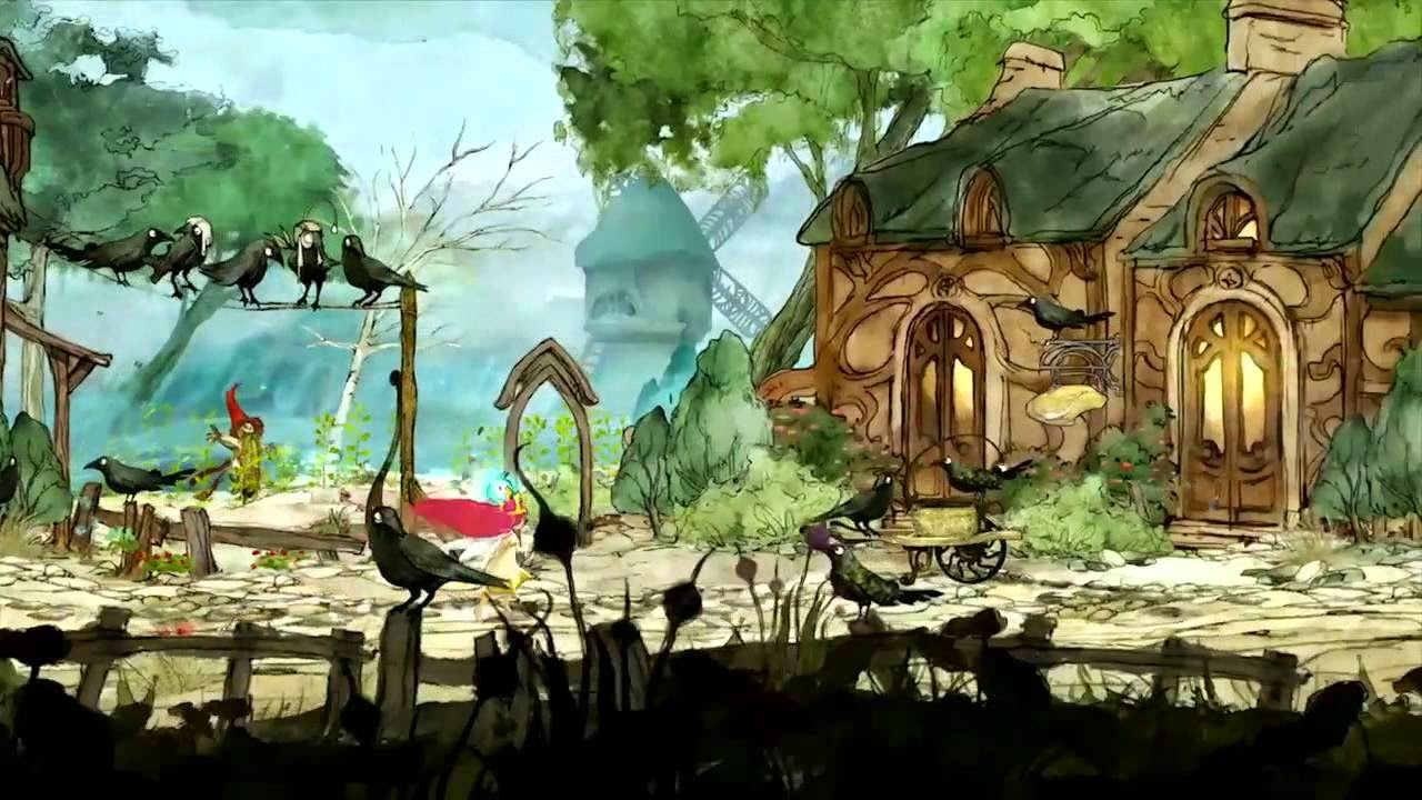 Child of Light Game Review