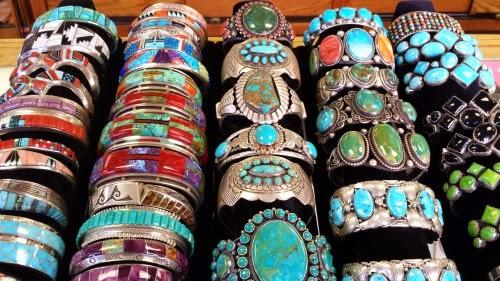 Zuni Mens Jewelry