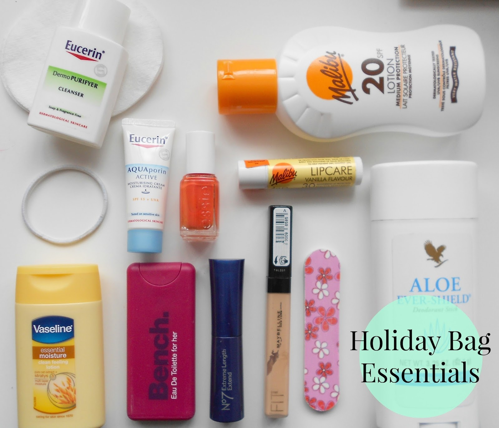 summer holiday essentials travel flight bag