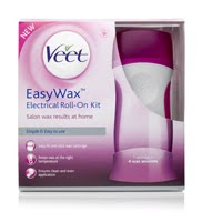 Veet launches Easy Wax Electrical Roll On Kit