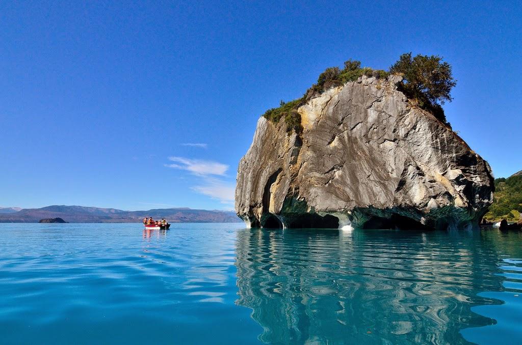Capillas de Marmol – Chile