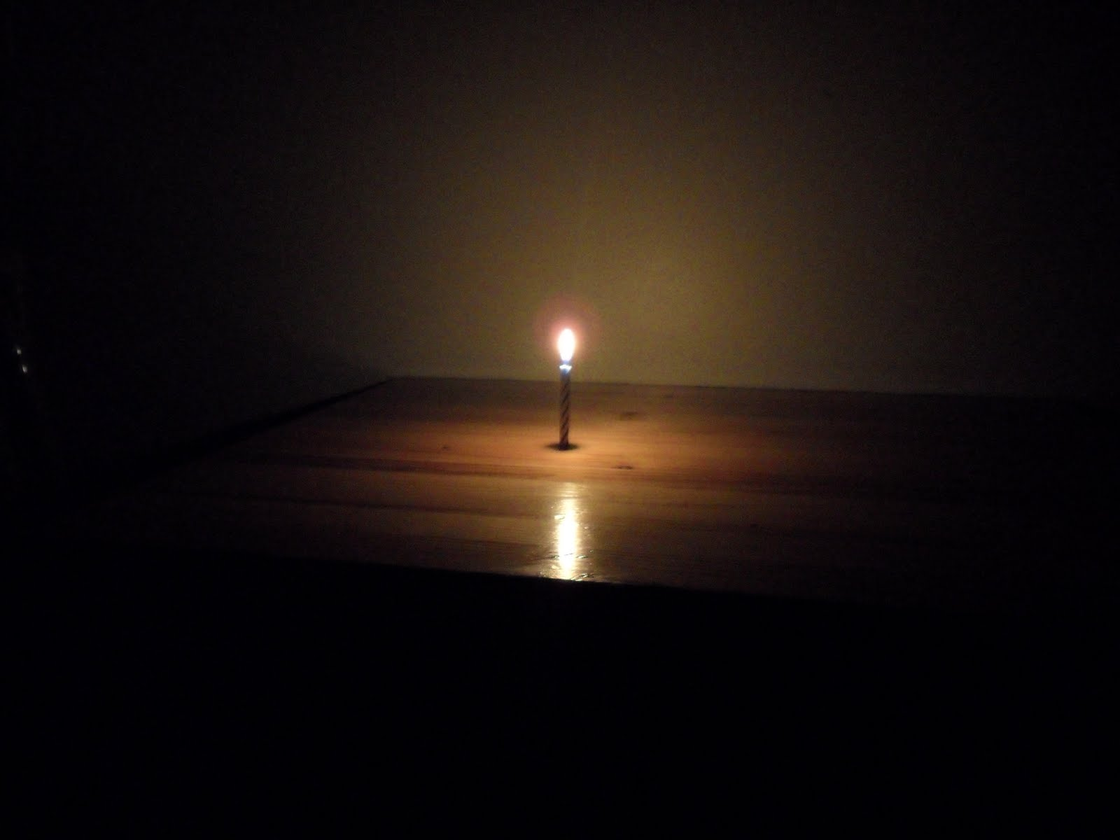candle in the dark - photo #41