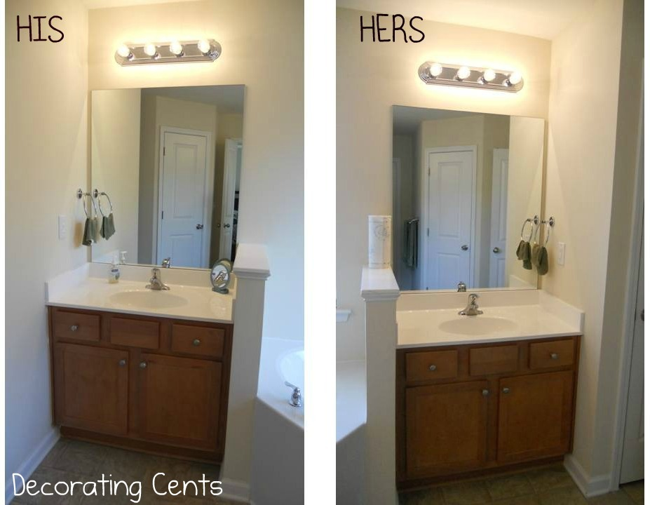Decorating Cents: Cabinet Transformations