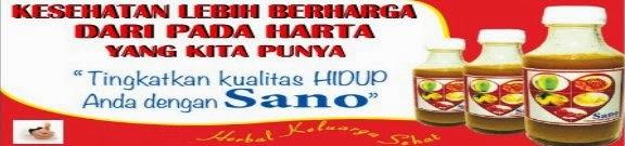 HERBAL KELUARGA SEHAT SANO