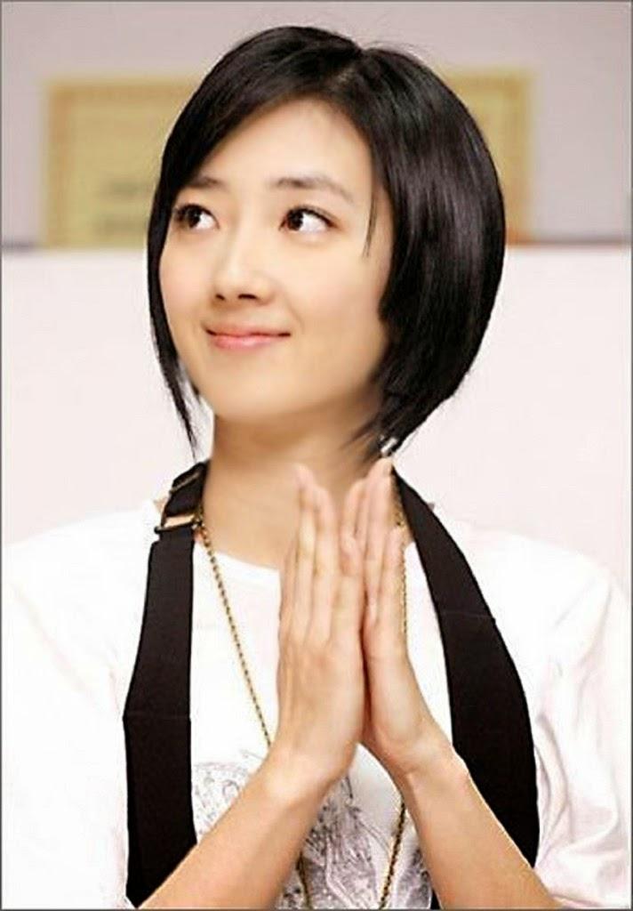 Short Bob Hairstyles Asian