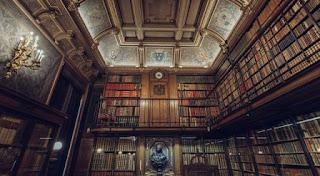 foto biblioteche eleganti