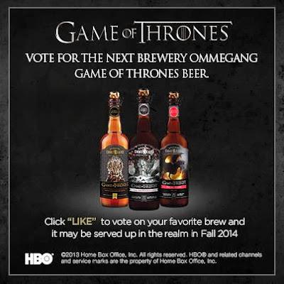 Elige la nueva cerveza de Juego de Tronos - Juego de Tronos en los siete reinos
