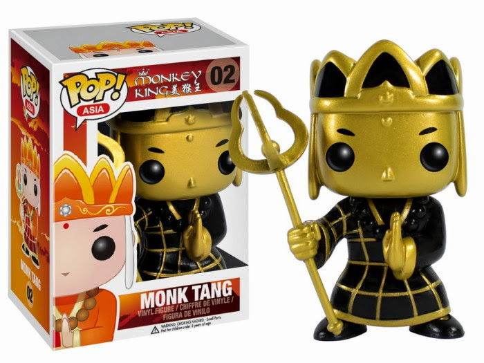 Funko Pop! Asia Monk Tang SDCC