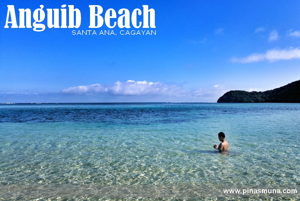 Santa Ana (Cagayan) Philippines  City pictures : The most convenient way to reach Anguib Beach is by renting a ...
