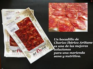 Chorizo Ibérico bellota loncheado  Ariñane