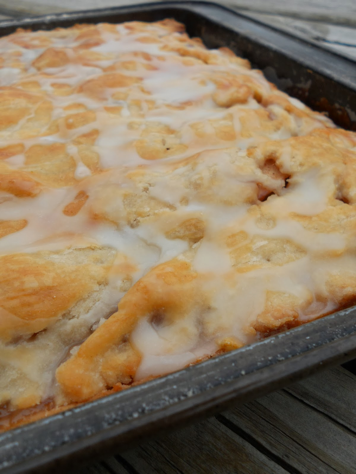 Ally's Sweet and Savory Eats: Apple Pie Bars {a family ...