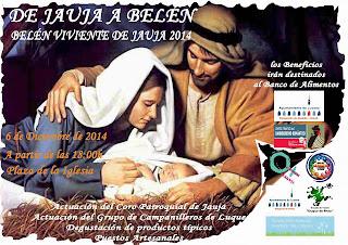 Jauja (Córdoba) - Belén Viviente 2014
