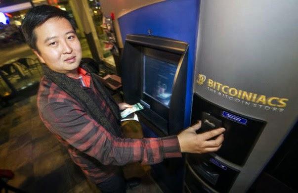 ATM Bitcoin Pertama di Indonesia Hadir di Bali