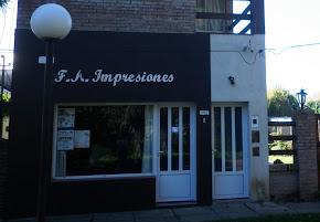 F. A. Impresiones