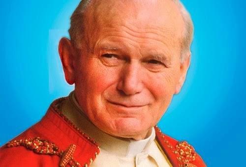 Relíquia com sangue do Beato João Paulo II roubada na Itália