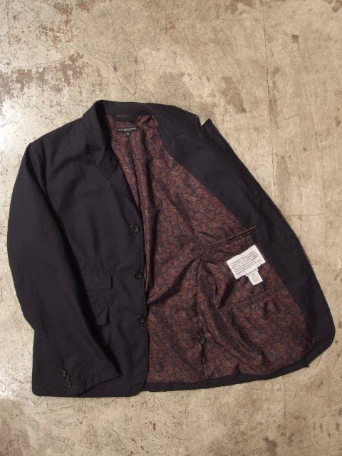 engineered garments andover jacket tropical wool spring/summer 2014 sunrise market in stock