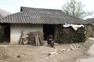 A house in Tả Phìn village, Sìn Hồ