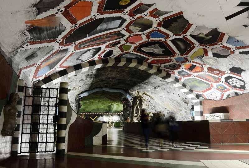 pocongggg-2.blogspot.com - 6 Stasiun Bawah Tanah Paling Keren Di Dunia