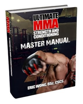 Ultimate MMA Strength Conditioning Master Manual
