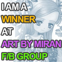 I Won at Art By Miran