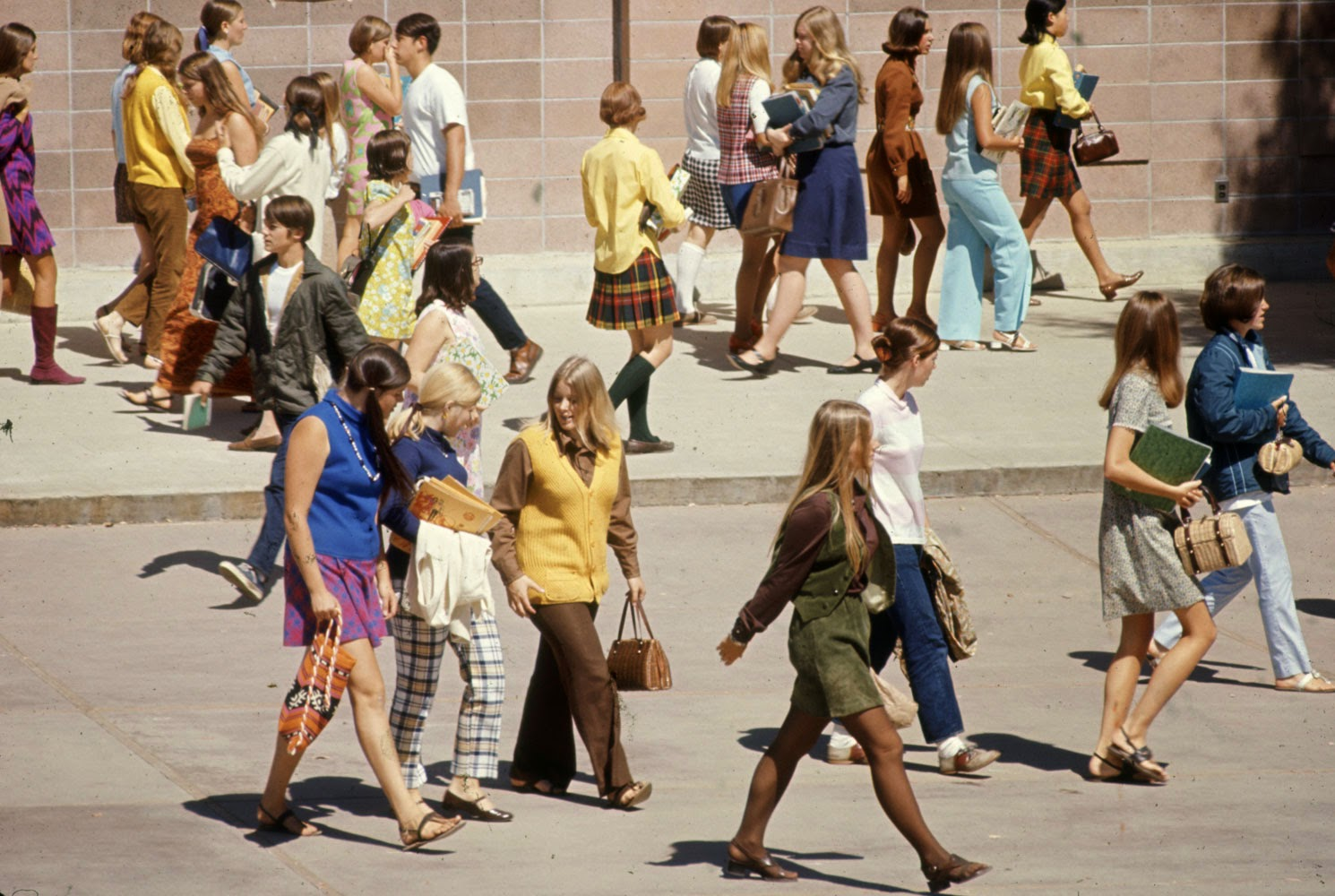 Instituto americano en 1969