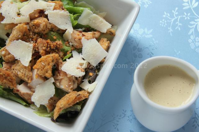 nem dressing til cæsar salat