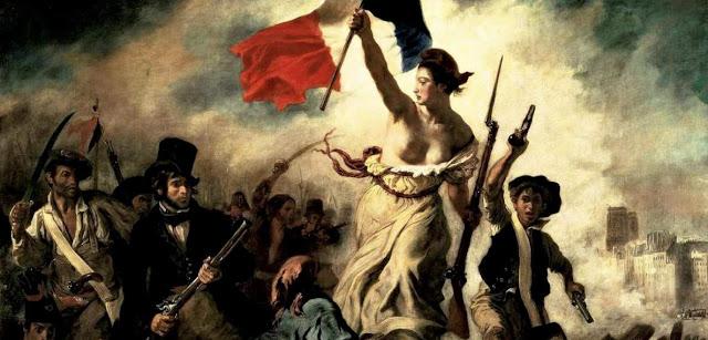 Revolucion francesa y Derecho a la igualdad