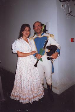 En la Opera El Elixir de Amor de G. Donizetti.