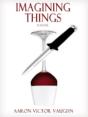 """Imagining Things,"" a novel available as an e-book and paperback on Amazon.com"