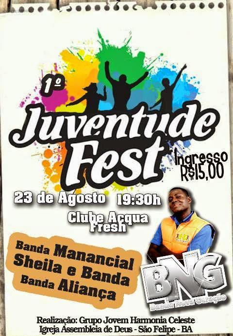 1º Juventude Fest
