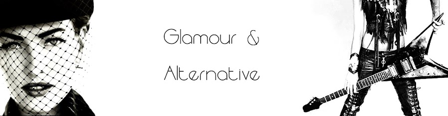 Glamour and Alternative Fashion
