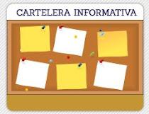 CARTELERA INFORMATIVA