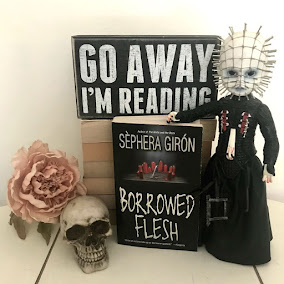 Looking for a Horror Reviewer? Pinhead Is Here To Help!