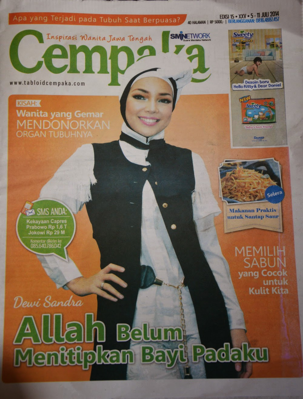 @ Tabloid Cempaka