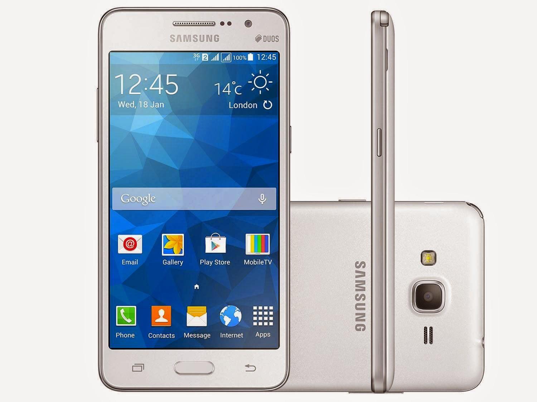 Spesifikasi Handphone Samsung Galaxy Grand Prime Duos TV