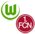 VfL Wolfsburg - FC Nürnberg
