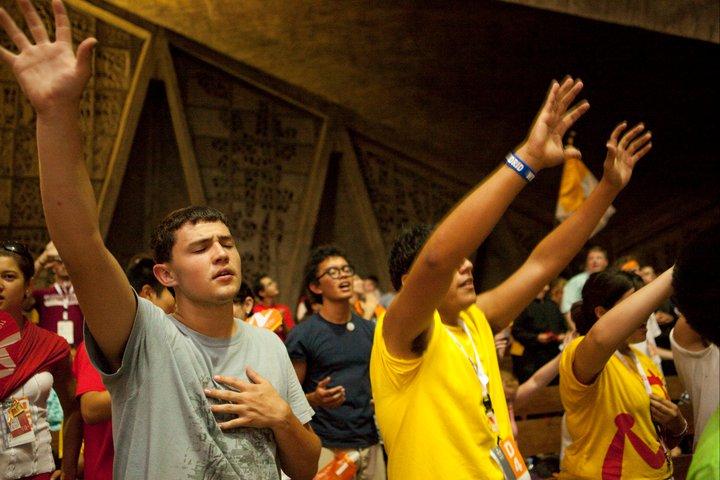 WYD 2011 Madrid: Life Teen XLT