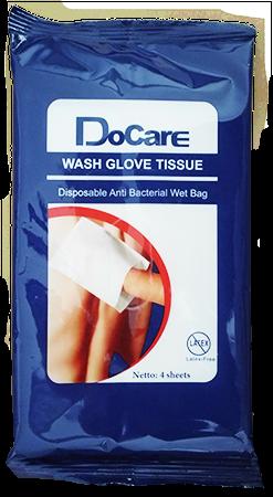 Docare Wash Gloves pencegah Dermatitis kontak