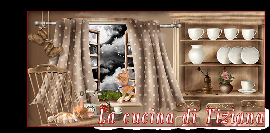 La cucina di Tiziana