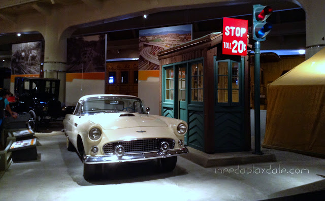 Reason 1 The Cars at Henry Ford Museum  | iNeedaPlaydate.com @mryjhnsn