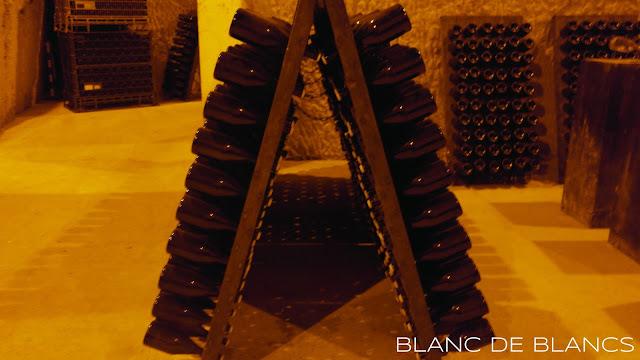 Heidsieckin kellarit - www.blancdeblancs.fi