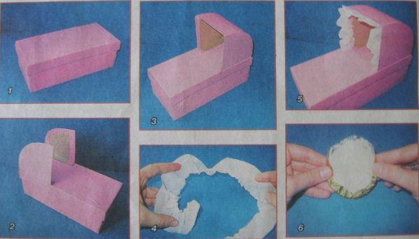 Como Hacer Carreolas De Carton Para Baby Shower