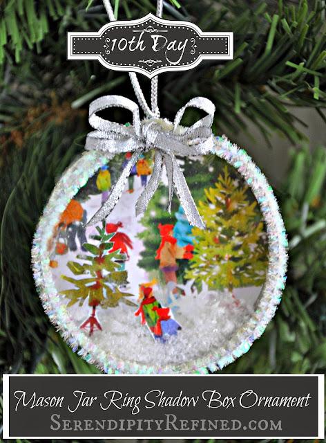 15 Wintry White And Blue Ornaments Remodelando La Casa