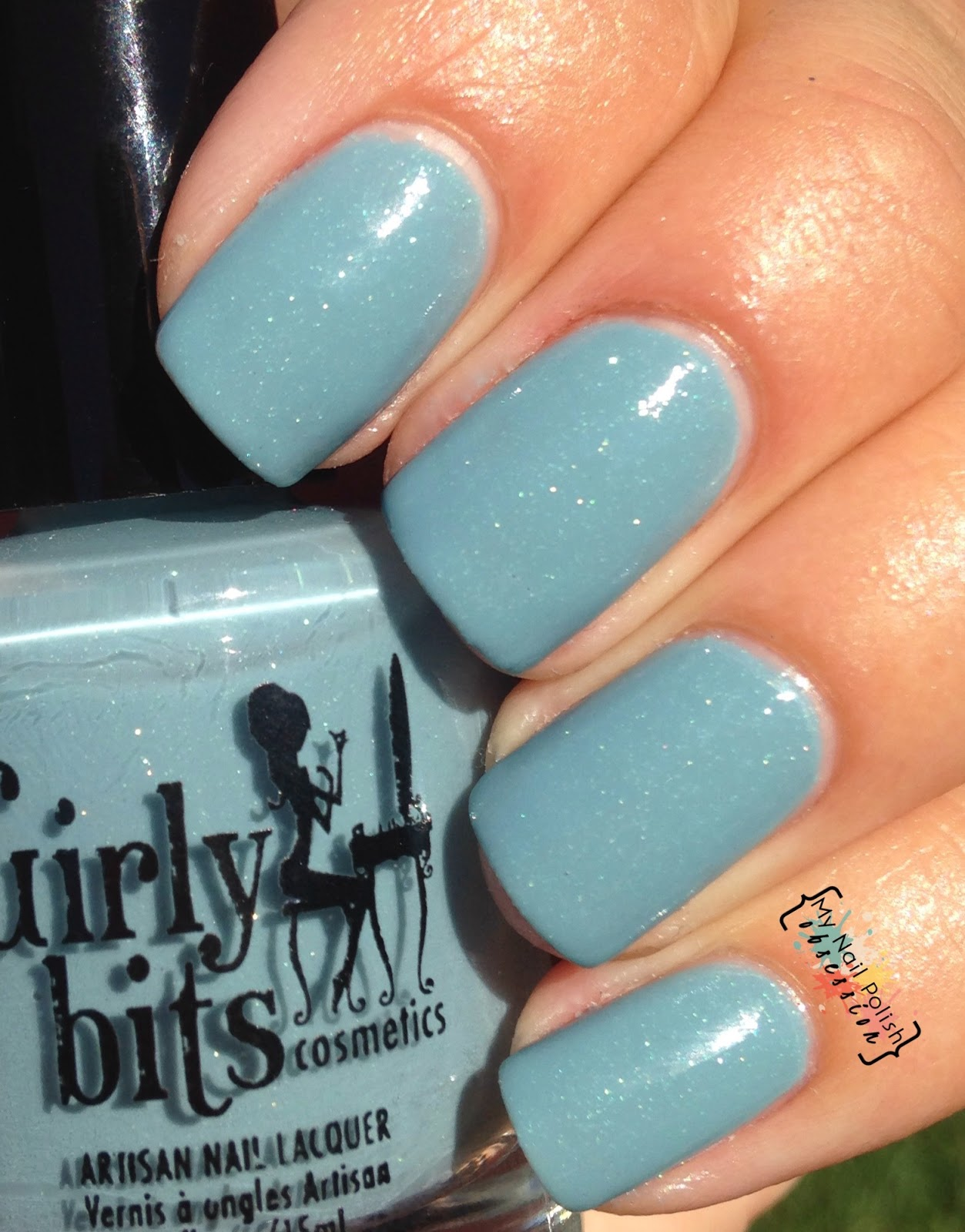 Girly Bits Stormy Skies