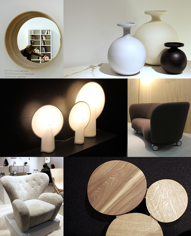 Trending: Round shapes